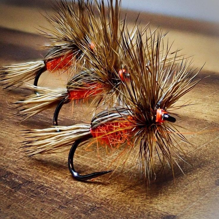 MOSQUITO Dry Fly Trout /& Grayling fly Fishing flies by Dragonflies