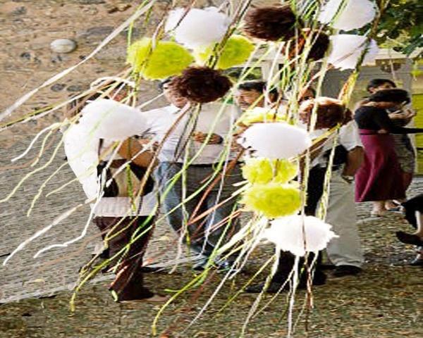 http://www.mybomboniere.it/matrimonio/addobbi-ricevimento/decorazioni-sale-ricevimento/pom-pom-di-piume-colori-assortiti.html I nostri bellissimi pom pom di piume possono essere appesi sopra ad un tavolo particolare del vostro ricevimento come quello della confettata e dare un tocco veramente speciale al vostro evento!! Appendeteli ad un albero se vi sposate all'aperto, in modo che possanno svolazzre creando un'atmosfera surreale.