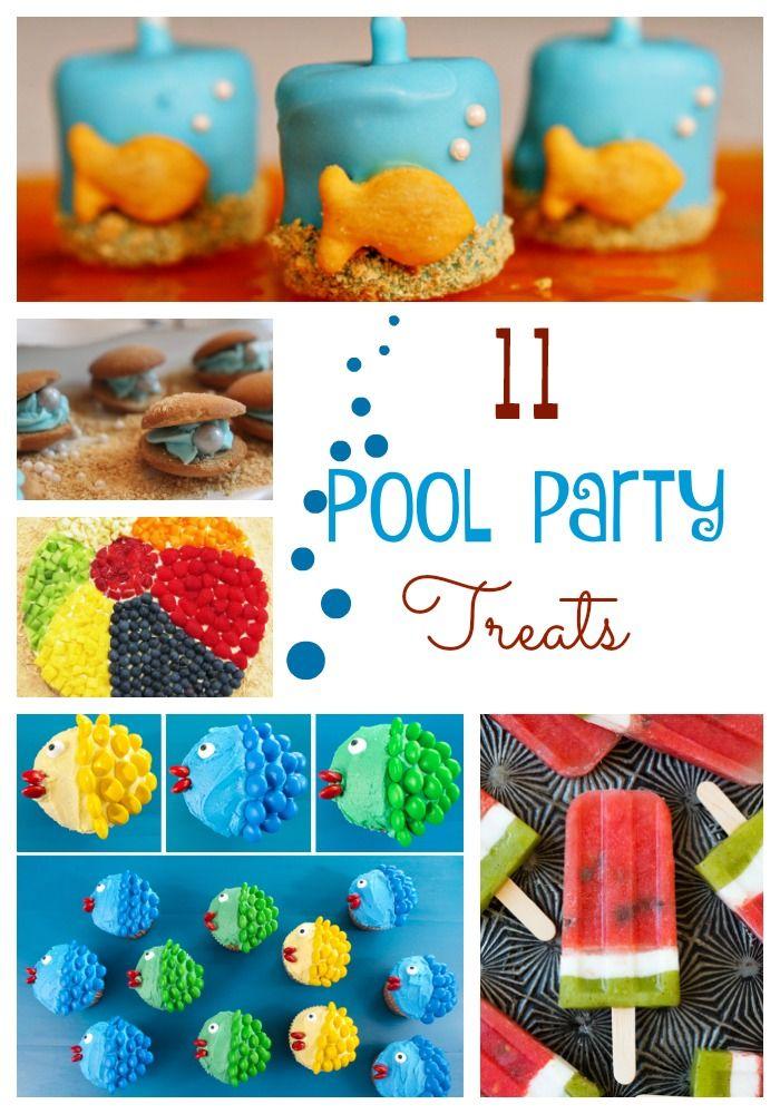 11 Pool Party Treats