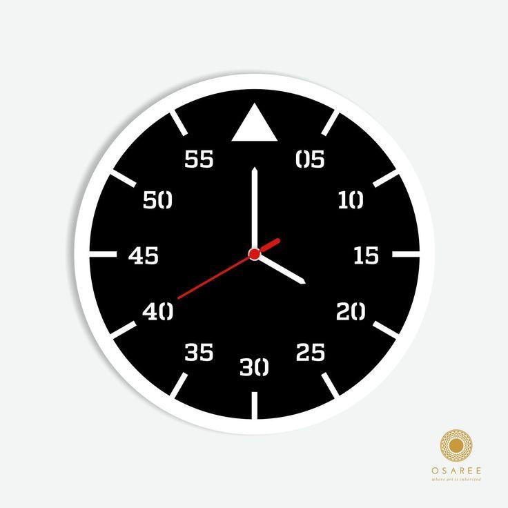Speed Calculator Wall Clock Design  #calculator #Second #Clock #Walldecor #conceptual #Designer #interior