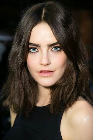 Phyto Milly Best Hairstyle Trends NYFW Fall/Winter 2015, 2016: Loose Bombshell Curls, Wavy, Bouncy Chic Tresses