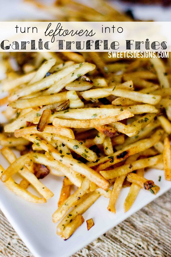 how to make fries crispy again