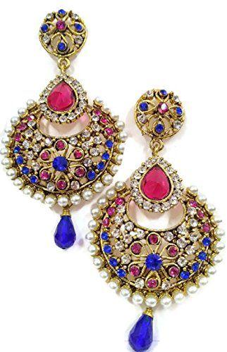 VVS Jewellers Pink & Green Stone Indian Bollywood Gold Pl... https://www.amazon.ca/dp/B072JCXNPF/ref=cm_sw_r_pi_dp_x_qJ6rzbRHEWCRY