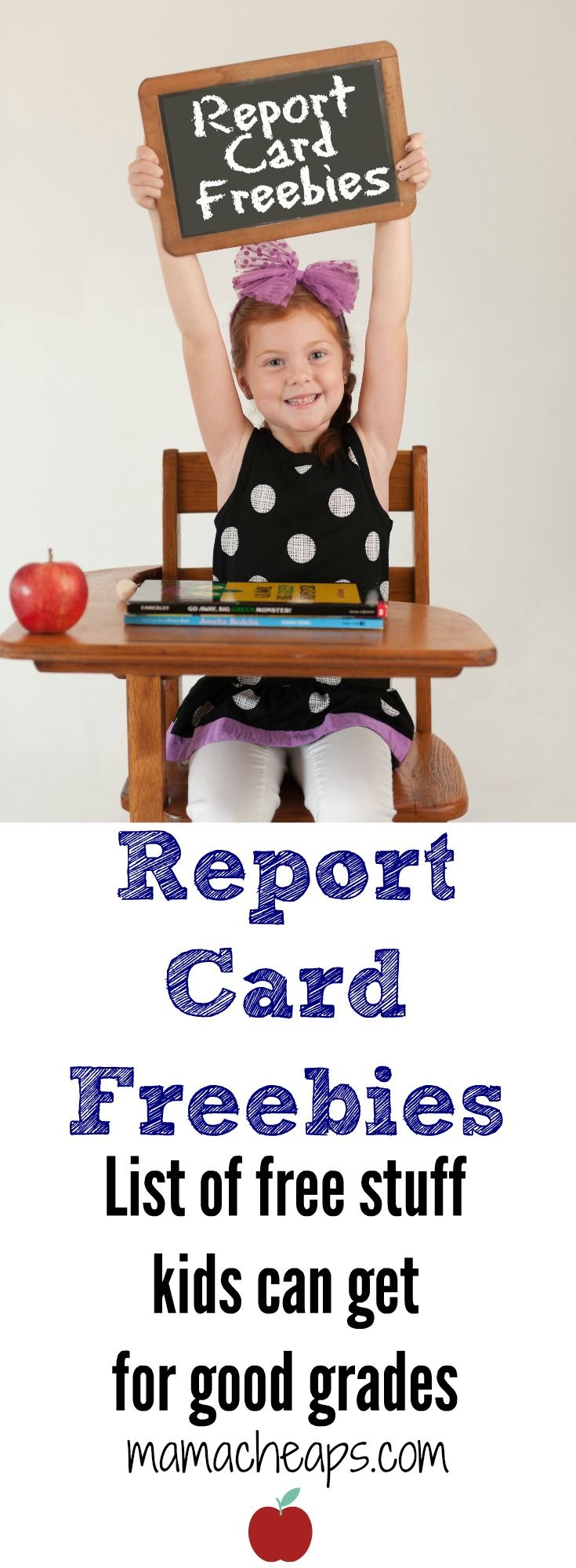 Report Card Freebies – FREE STUFF for Kids with Good Grades