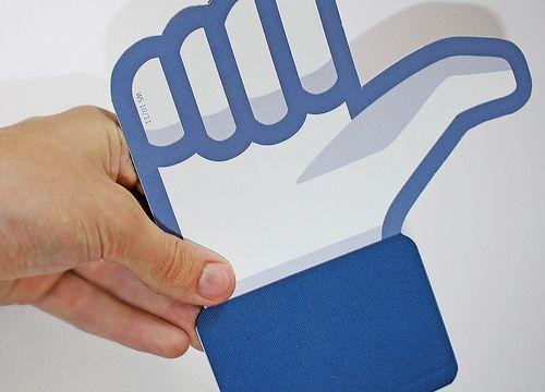 Facebook ThumbUp