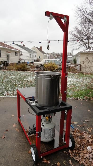 Brew In A Bag Brewing Station