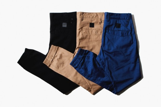 Publish : Jogger Pants Spring/Summer '12