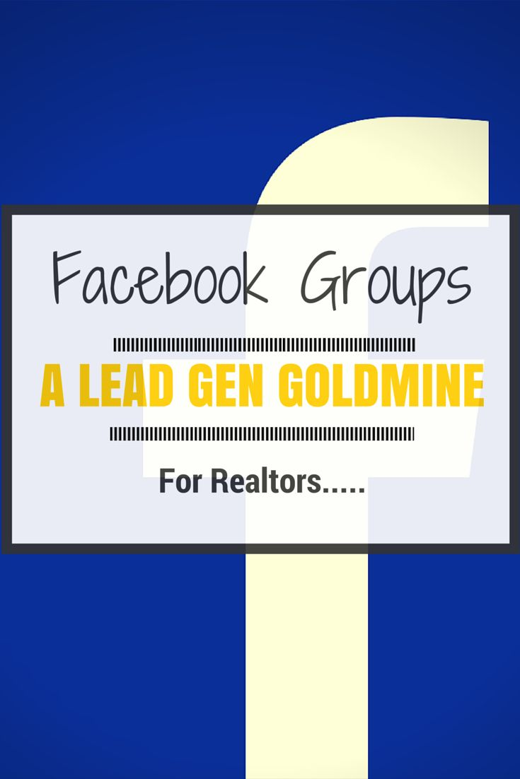 803 best real estate business ideas images on pinterest real facebook groups are an absolute goldmine for real estate leads check out this cool way magicingreecefo Choice Image