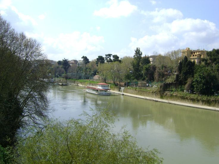 Rome - the river