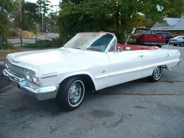 1963 Chevy Impala Super Sport Price 97 900 Location