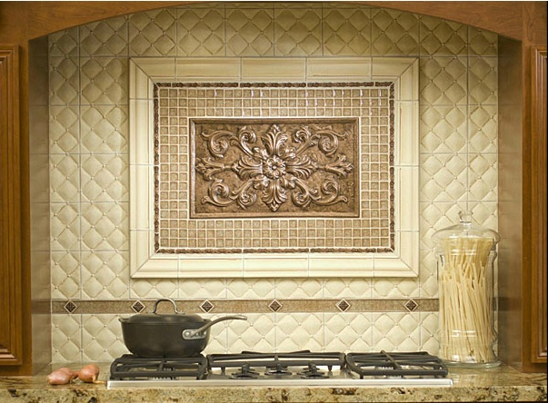 16 Best Relief Tile Murals For Your Kitchen Backsplash