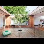 The Courtyard - Courtyard House by Matt Gibson Architecture + Design.