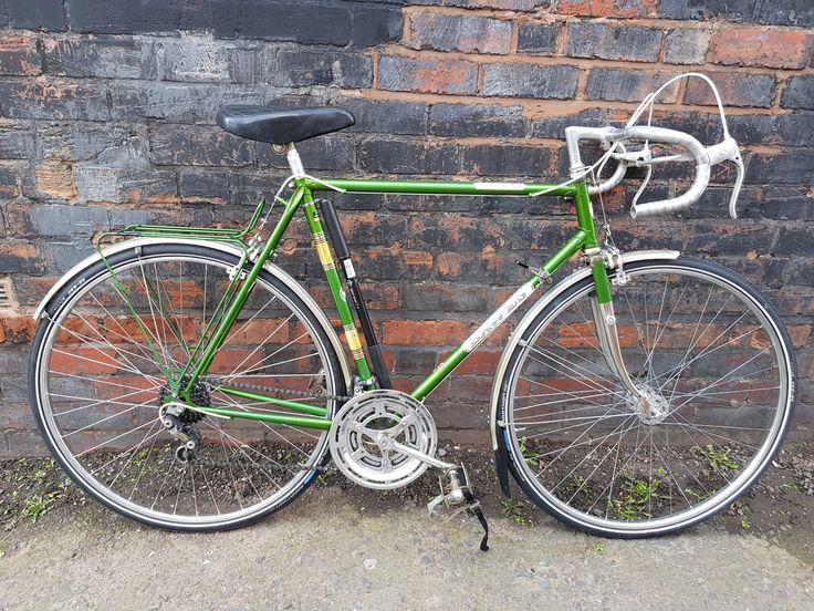 Vintage 1972 Dawes Galaxy Touring Bike Reynolds 531 Frame