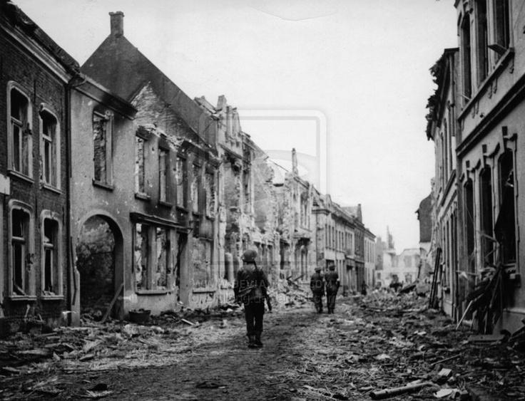 Destruction of Germany :(