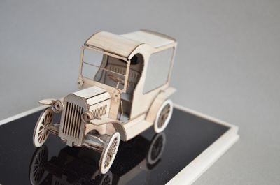 Balsa Manufaktur: Ford Model T Delivery 1912