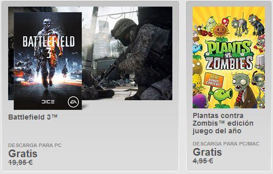 Total Gamer Spain (TGS7): ¡Battlefield 3 y Plantas vs Zombies gratis!