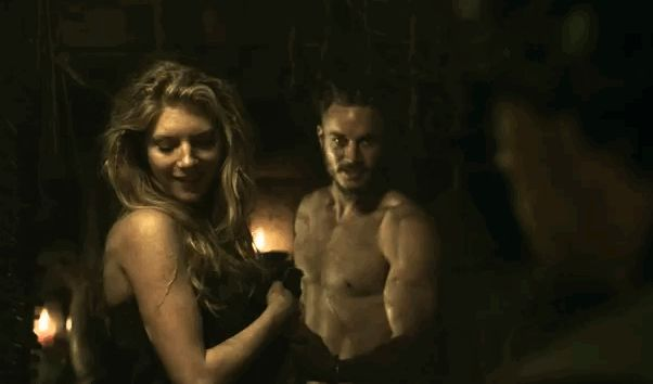 """When this happened and you came back to life. 