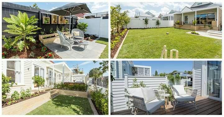 Villa Wars NZ backyard week