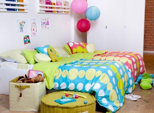 como decorar quarto partilhado