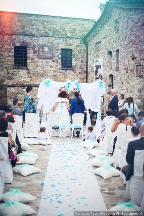 Reportage di nozze di Marina & Mirco di Antico Borgo di Votigno