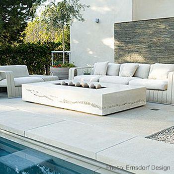 CHENG Concrete Exchange - Drawings: Concrete Fire Table