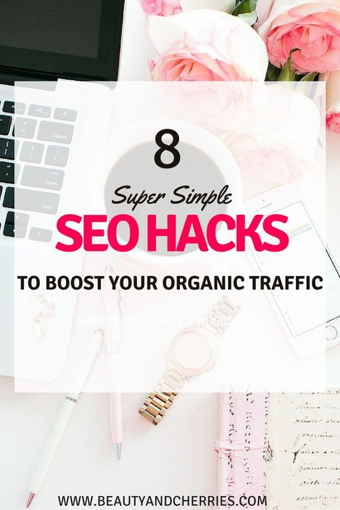 Easy SEO Tips To Boost Your Organic Traffic and Be found by Google. PIN IT for your reference.