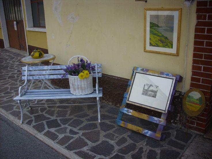 Studio d'Arte di Ferruccio Gallina (particolare dell'esterno) - Ferruccio Gallina's Art Studio