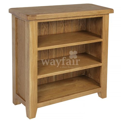 Found it at Wayfair.co.uk - Inisraher Low Wide 85cm Standard Bookcase