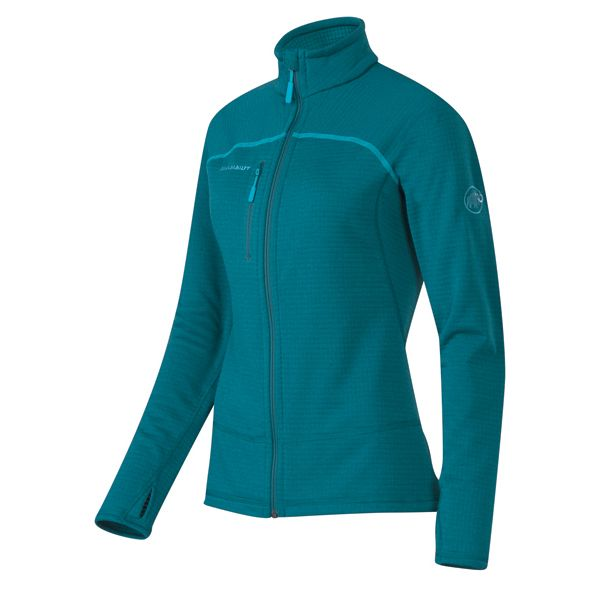 Mammut Aconcagua Light Jacket Women dark pacific (Auslaufmodell) | Fleece & Wolle | Jacken | Damen | Bekleidung