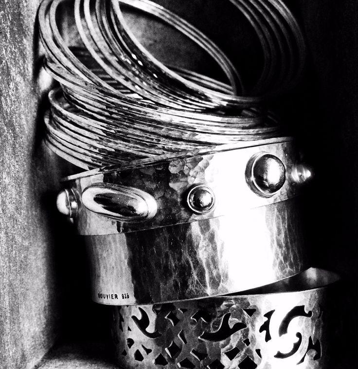 #armcandy #jewelry #handmade www.bouvier.com.au