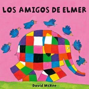 Yo también leo: ELMER.