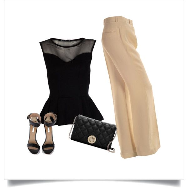 classy, created by stella-vraila on Polyvore