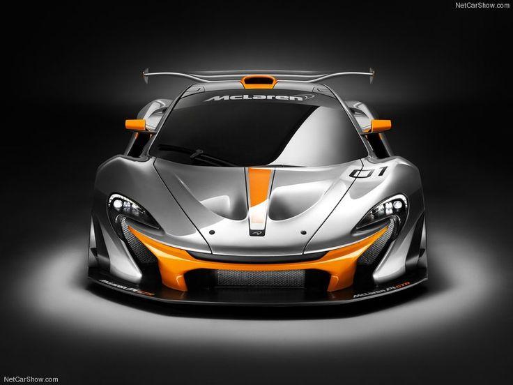 McLaren-P1_GTR_Concept_2014_Front Angle