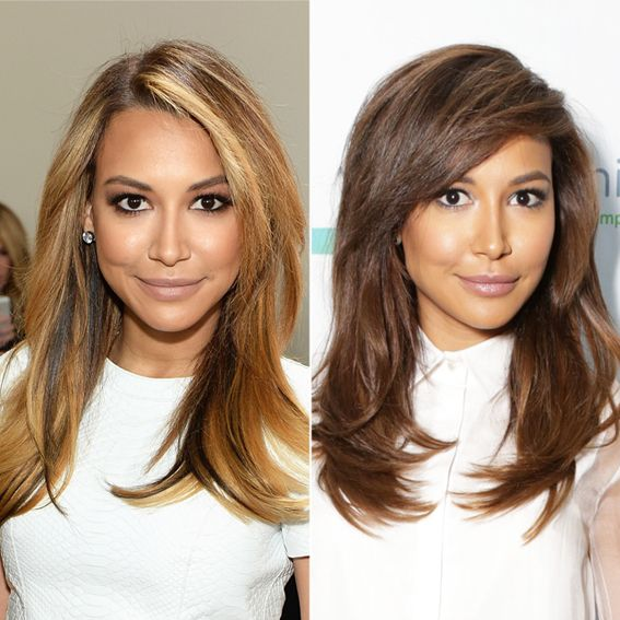 New Hair 2014: See Celebrity Hair Makeovers! - Naya Rivera from #InStyle