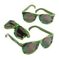 Camo Sun Glasses