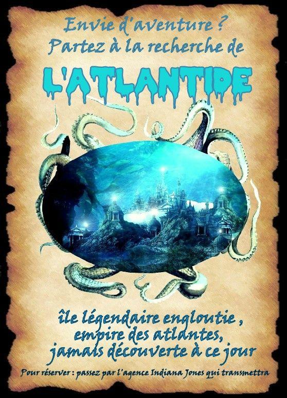 affiche atlantide