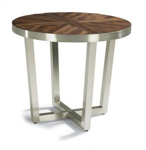 W145002 In By Flexsteel In Plymouth, WI   Axis Lamp Table