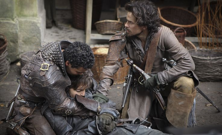 The Musketeers - Season 1 Episode 10 Still