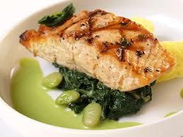 Did you want to have a awesome body? then it is encourage for a person to eat salmon fish everyday.