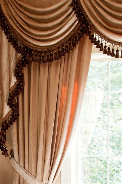 8 Best Images About Pearl Dahlia Swag Valance Window