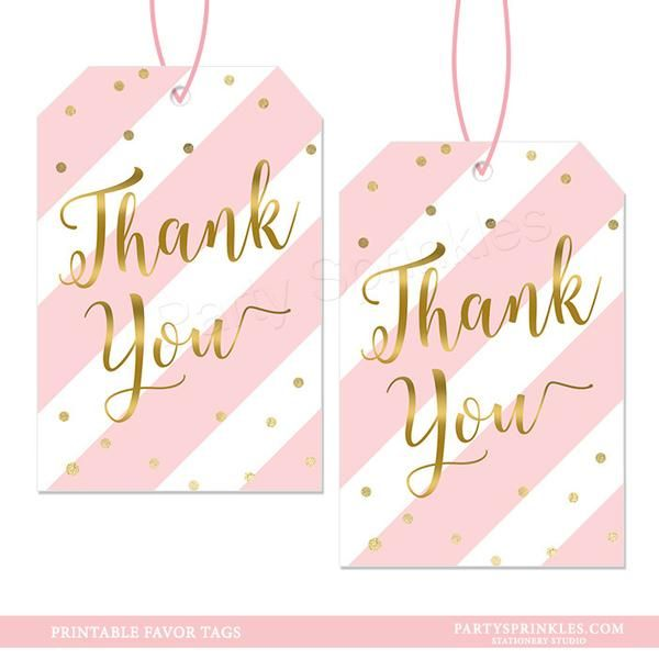 Baby Shower Thank You Gift Boxes : Best images about girl baby shower ideas on