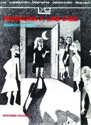 Prisioneras de libros: Rosaura a las diez, Marco Denevi