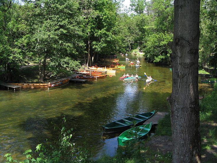 Masurian Lake District (Poland)