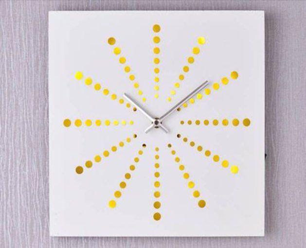 "Di's Home Decor on Twitter: ""Light up clock £19 #clock #wallclock #forsale #homedecor #homedecoration #modern #wineoclock #buynow #homedelivery #LocalBiz #SmallBiz https://t.co/rK3AAVoYPU"""