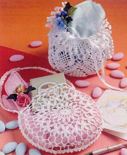 Primera Comunión a ganchillo o crochet | Aprender manualidades es facilisimo.com
