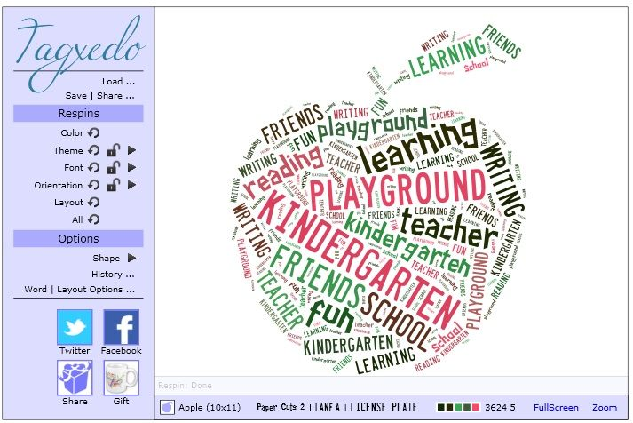 Poetry Fun With Word Clouds