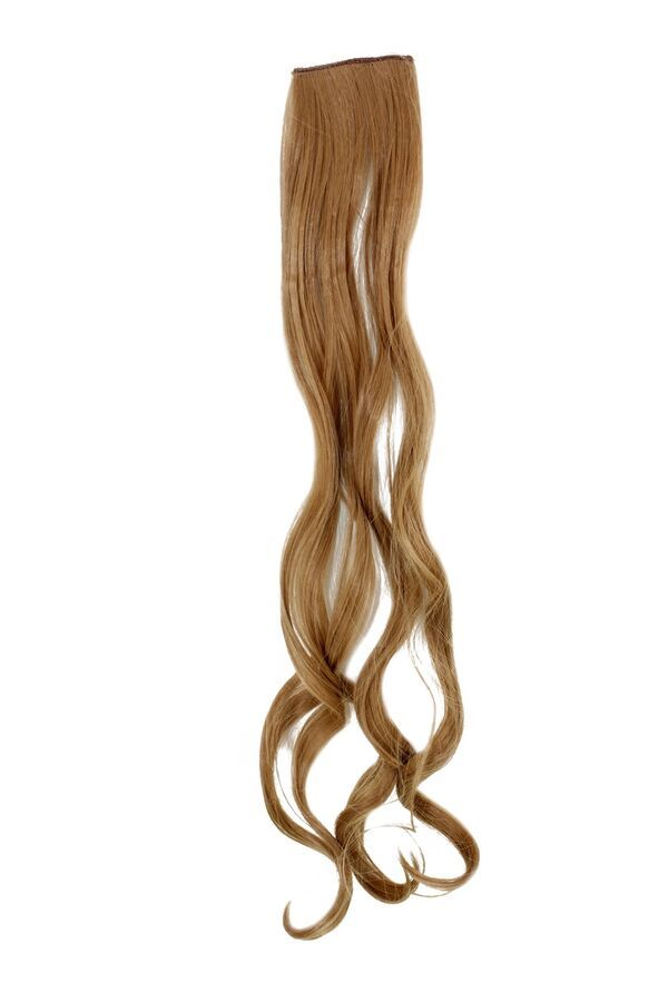 902db8d5d91 2 Clips Extension Strands Wavy Blonde yzf-p2c25-22 25 5/8in Hair Extension  4260266751696 eBay#Wavy#Blonde#yzf