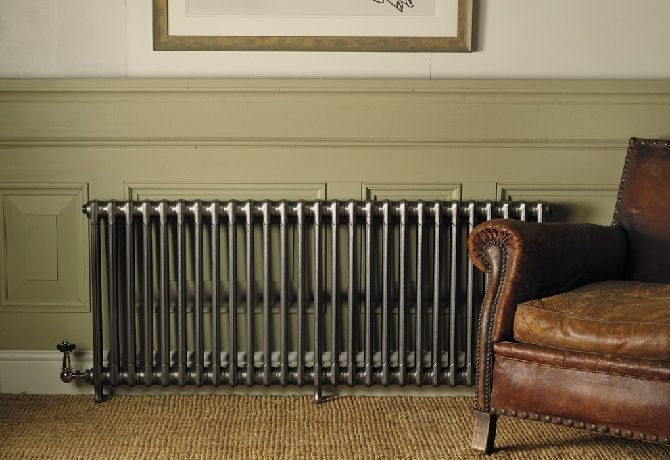 2 Column Cast Iron Radiators