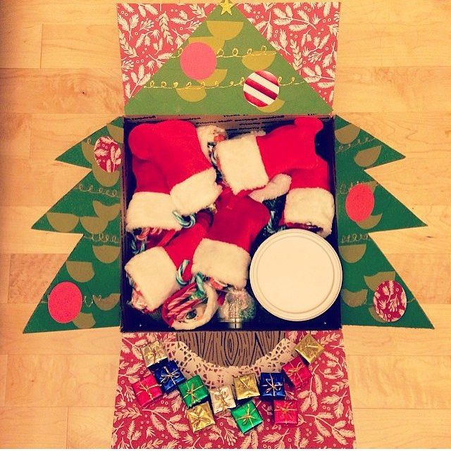 REPOST! @whoastephanie  Who's working on their Christmas themed box currently?!? Sometimes care packages take FOREVER to get to their destination on time for the holidays. I ALWAYS ALWAYS recommend sending your themed boxes 3-4 weeks in advance. To view more details on that topic head on over to the USPS website!!! (: or request to join our FB group! (I have posted the direct link there) ❤️