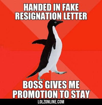 Mer enn 25 bra ideer om Funny resignation letter på Pinterest E - funny resignation letters